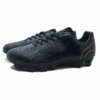 Sepatu Bola Ortuseight Blizzard FG Black Ortrange