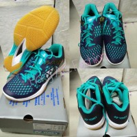 Sepatu Badminton Yonex SHB 03 EX Navy - Original Promoo