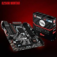 Motherboard MSI B250M MORTAR Paling Laku