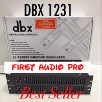 Equalizer DBX 1231 ( 2 x 31 Channel )