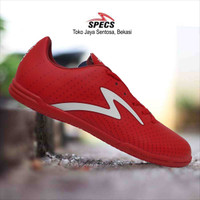 Sepatu Futsal SPECS BARRICADA GUARDIAN IN Red