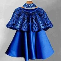 pc DRESS KELLY KID kids brukat pakaian anak perempuan baju