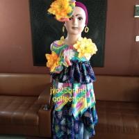 Baju fashion show anak summer pantai casual beauty