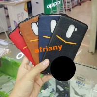 Xiaomi Pocophone F1 Leather Wallet Back Cover Soft Case Slot Card
