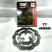 Disc piringan cakram Depan/Belakang Satria Fu 150 TDR racing