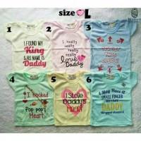 Kaos/Baju Bayi/Anak Hello Baby