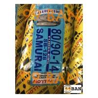 SWALLOW 80/90-14 SAMURAI (BAN TUBELESS MOTOR MATIC VELG 14)
