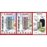 Wadah Bubur Bayi / Termos Makan Anak / Shuma Vacuum Food Jar 380 ml