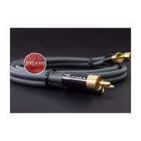 Ramm Audio RCA Cable 2.5 Meter Audiophile-Grade