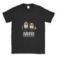 Baju Kaos Tshirt Minions In Black