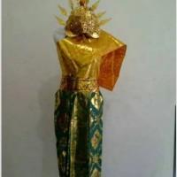 Pakaian Adat Bali - Baju Tari Legong (anak-anak)