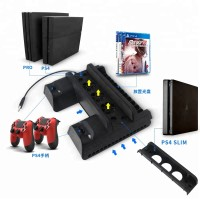Dobe Multifunctional Cooling Stand For PS4 Pro / PS4 Slim / PS4 Fat