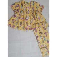 piyama tangan pendek LoL surprise | baju tidur anak (4)