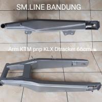 Arm KTM besi pnp KLX Dtracker 150 panjang 66cm