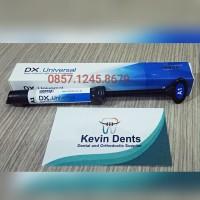 Composite Bahan Veneer Gigi Dentex warna Putih A1, Bahan tambal gigi