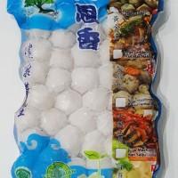 Bakso Ikan Vegetarian