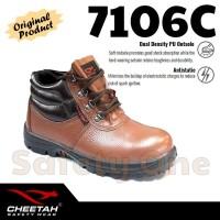 Cheetah 7106C - Sepatu Safety Shoes Ringan Anti Statis Ergonomis