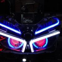 Headlamp Projector Honda Vario 150 Esp 2018 I Projie Vario 150