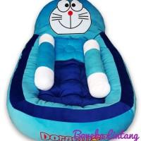 Set Kasur Bayi Bantal Guling Karakter Doraemon
