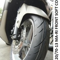 Maxxis 120/70-13 MA-R1 Ban Tubeless Soft Compound MAR1 Nmax Ring 13