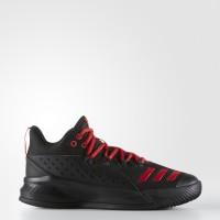 sepatu basket ADIDAS STREET JAM 3 black original asli murah