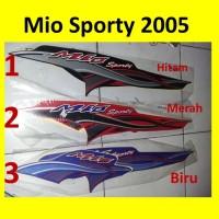 Mio Sporty 2005 Stiker Stripping List Striping