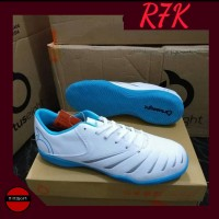 Sepatu Futsal Ortuseight Blitz In White Blue Original