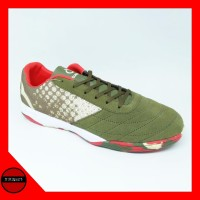 Sepatu Futsal Ortuseight Jogosala Avalanche Military Green Original