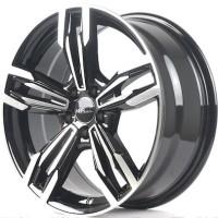 Velg Mobil Ring 17 HSR EINS Lubang 5 Pcd 5x100 Sienta Altis Corona VW