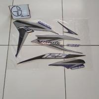 Striping Honda Vario 125 FI CBS 2013 2014 Ungu