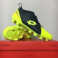 Sepatu Bola Lotto Energia FG Safety Yellow L01010008 Original