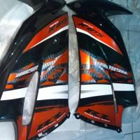 Sayap Ninja Rr New Special Edition 2014 Fairing sayap fering sayap