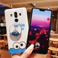 Huawei Honor 3c 3x 4a 4c 4X 5a 5x ELMO POPSOCKET 4 CASING