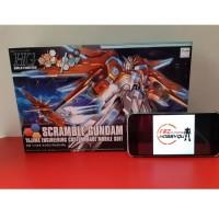 HG Build Fighters Scramble Gundam Asli Gunpla Bandai Murah