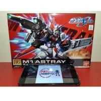 HG M1 Astray Gundam Asli Gunpla Bandai Murah