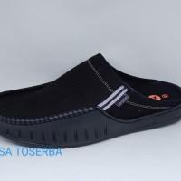 Best Seller Sandal Sepatu Daltu Ardiles Kaulun Biru Dan Hitam Kualitas