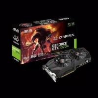 asus GTX 1070 TI CERBERUS 8GB DDR5