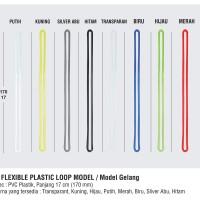 Tali koper / Tali Loop Strap / Tali untuk luggage tag