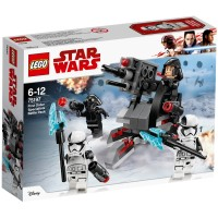 LEGO Star Wars, First Order Specialists Battle Pack (75197)