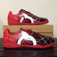 Sepatu Futsal Ortuseight Ventura IN - Red/Black/White