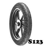 Ban Luar Corsa 120/80-17 S123 Tubeless + (Bonus Pentil Tubeless)