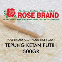 Rose Brand Tepung Ketan Putih 500gr