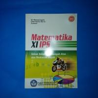 Buku Matematika Untuk SMA Kelas 2 BSE IPS