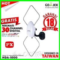 PX HDA 5000 Antena Digital PX HDA-5000 INDOOR / OUTDOOR