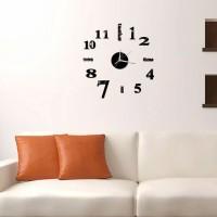 Jam Dinding Besar Diameter 50-60cm/DIY Giant Wall Clock English Word