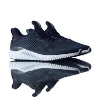 jual sepatu original adidas alphabounce EM black