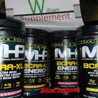 Dijual Bcaa Xl Amino Energy Mhp 10:1:1 Powder Wpi Wpc Bubuk 30 Serving