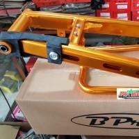 Swing Arm Bpro Yamaha Old Vixion tromol Gold stabiliser bolong