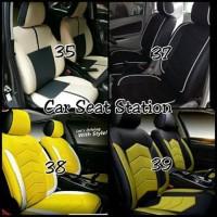 Sarung Jok Mobil All New CRV 2018 Turbo plus Cover Stir