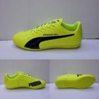 Promo sepatu olahraga bola futsal puma evo speed sl import hijau 39-43